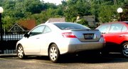 HONDA CIVIC COUPE LX 2008