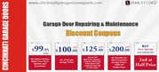 Cincinnati Garage Door Inspection Services