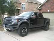 2013 Ford F-150 SVT Raptor Supercrew